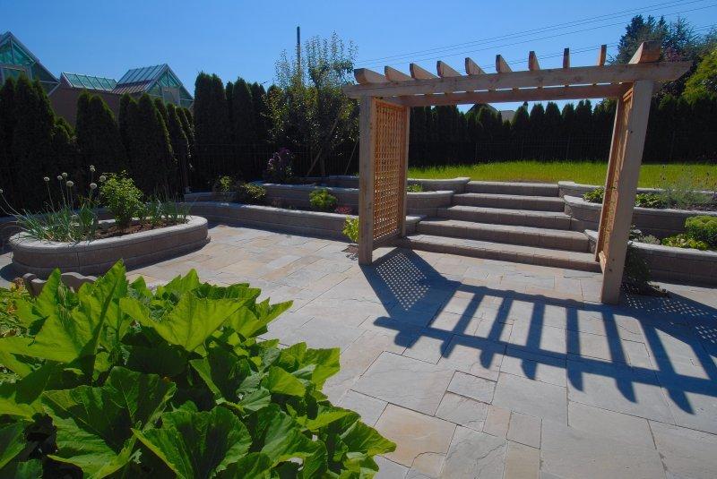 patio pensylvania blue stone